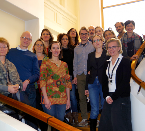 I SEE Kick-off meeting in Helsinki (12th – 14th October 2016)