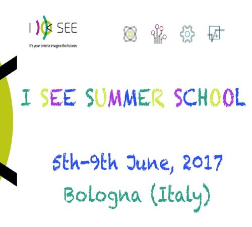 I SEE Summer school Bologna, 2017, June, 5th-9th