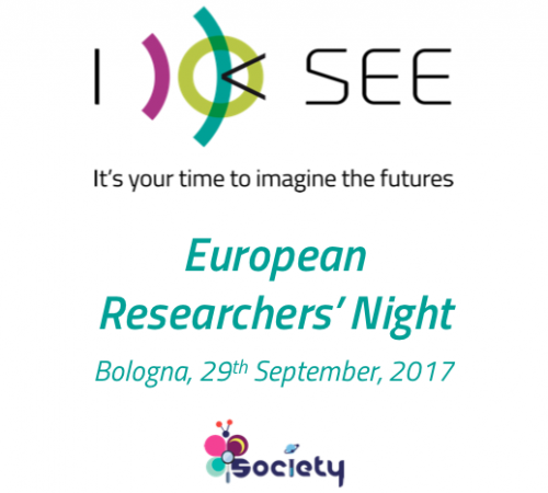 I SEE at the European Researchers' Night