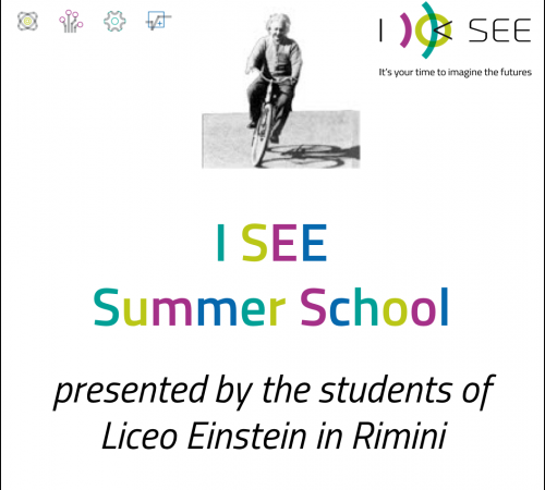 Liceo Einstein disseminated the experience of the I SEE Summer School in Bologna