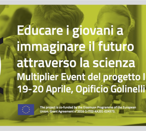 I SEE Italian Multiplier Event in Bologna